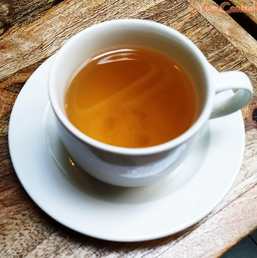 Mango and Orange Flavoured Tea