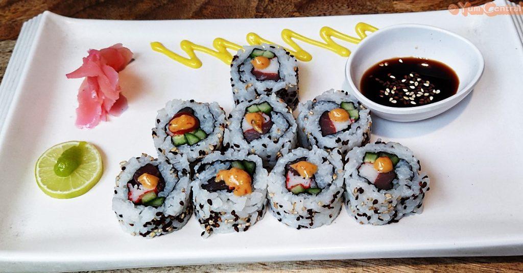 Crabsticks Sushi