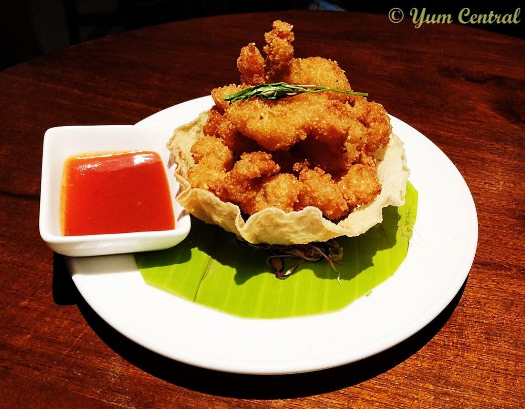 Watsons Special Crunchy Shrimps