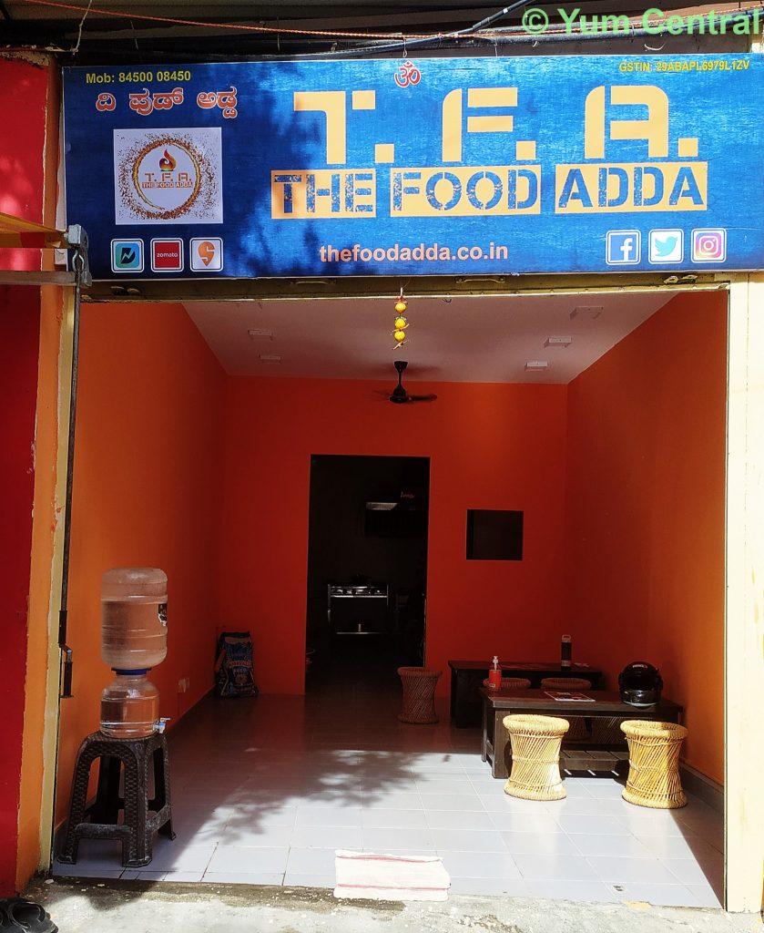 The Food Adda - Restaurant