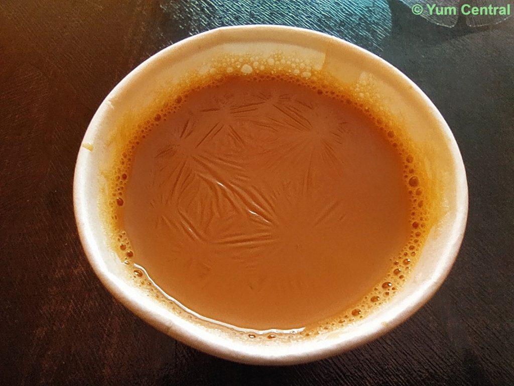 Masala Tea @ The Food Adda